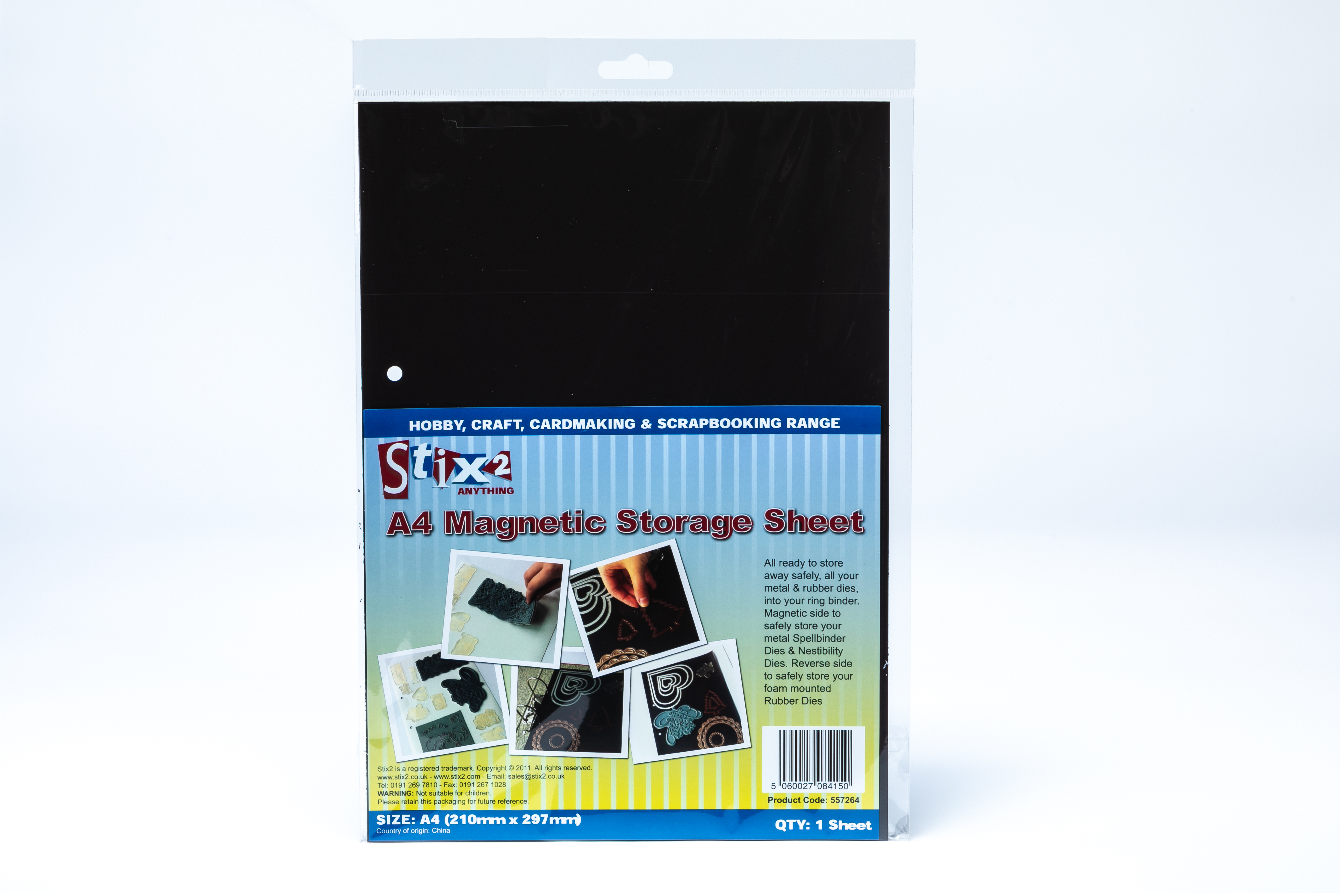 A4 Magnetic Storage Sheet