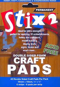 S56972 - Craft Foam Pads